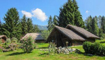 Keltensiedlung Stoanabichl in Uttendorf
